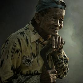 by Tedjo Harjanto - People Portraits of Men