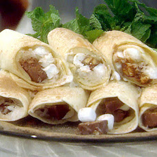 Tortilla Dessert Wraps