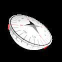 Marine Compass - White