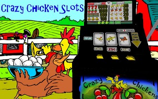 Screenshot of ★ Crazy Chicken Slots Bonus!