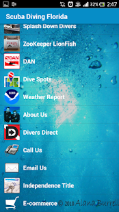 Scuba Diving Florida - screenshot