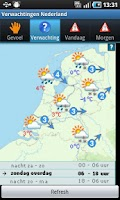 Screenshot of Weer & Zo