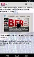 Screenshot of NurB5 - Deutscher Radio