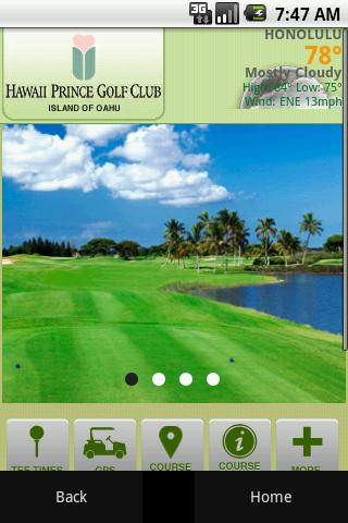 【免費旅遊App】Hawaii Prince Golf Club-APP點子