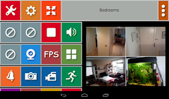 Screenshot of Webcam to Android Trial