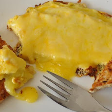 Joshua's Cheesy Eggs