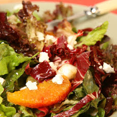 Red Lettuce Salad