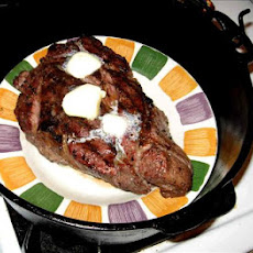 Patrick's Camping-At-Home Pot Roast