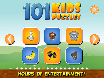 101 Kids Puzzles- screenshot thumbnail