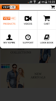 Screenshot of Yepme - Online Shopping App