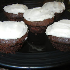 Chocolate-Oatmeal Cupcakes
