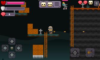 Screenshot of Zombie killer - Platform game