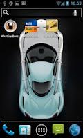Screenshot of Supercars Plus Live-Wallpaper