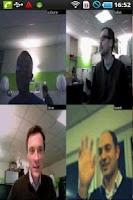 Screenshot of HQ Video SIP/IMS client (VoIP)