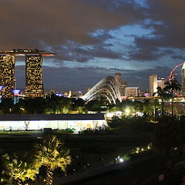 Singapore by ASha NShazzy - Novices Only Landscapes