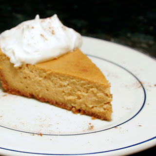 Sweet Potato Cream Cheese Pie