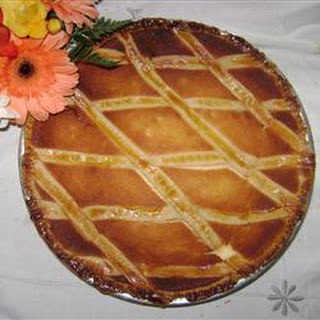 Easter Grain Pie