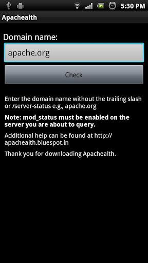 Apachealth