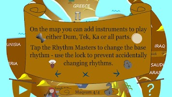 Screenshot of Rhythm Trek Lite