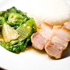 Buta Kakuni (Japanese braised porkbelly)