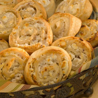 Greek Pinwheel Biscuits