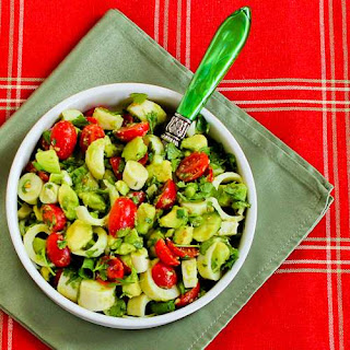 Avocado Cilantro Tomato Salad Recipes