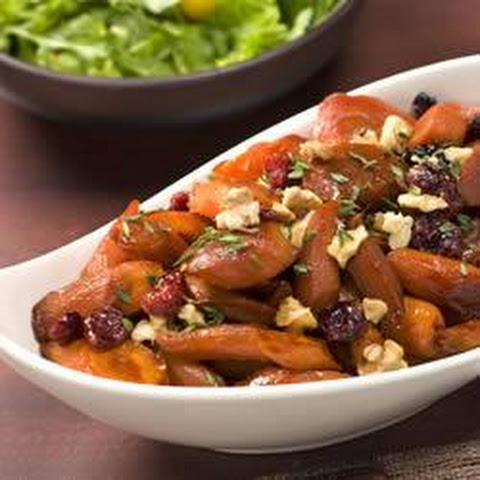 Pomegranate Glazed Carrots Recipe | Yummly