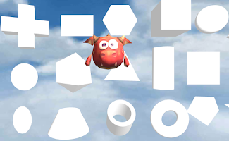 Screenshot of Toddler Shapes Kids 3D