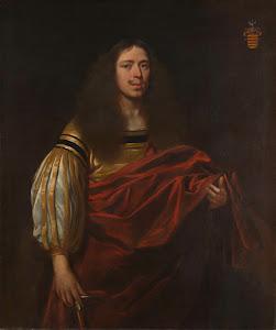 RIJKS: attributed to Cornelis Janssens van Ceulen (II): painting 1678