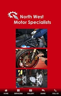 North West Motor Specialists - screenshot
