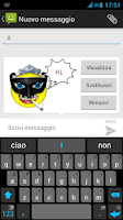 Screenshot of Emoticons & Meme Maker FREE