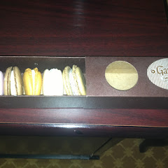 They have a variety of macaroons that are all gluten free and very delicious! I also bought gluten f