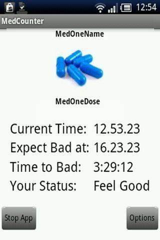 MedCounter - Blue