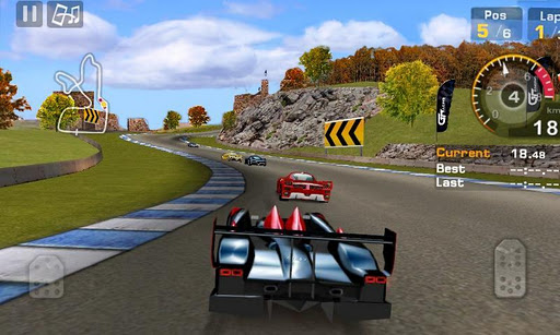 gt-racing-motor-academy-free for android screenshot
