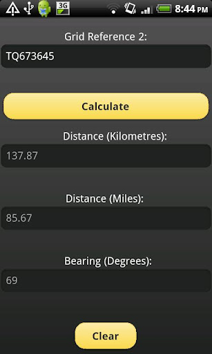 旅遊必備APP下載|Distance & Bearing Calculator 好玩app不花錢|綠色工廠好玩App