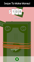 Screenshot of Cash Clicker Make It Rain Game