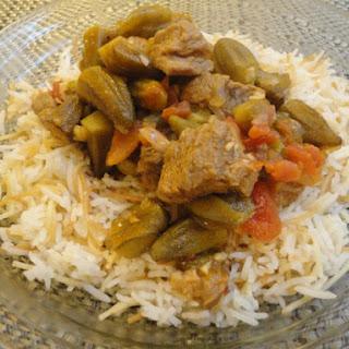 Ground Lamb Okra Recipes
