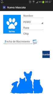 Cartilla Veterinaria - screenshot
