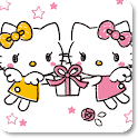 HELLO KITTY Theme10 icon