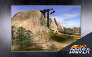 Screenshot of Trainz Driver