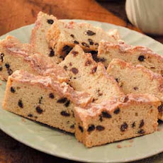 Raisin Snack Cake Recipe