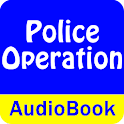 Police Operation (Audio Book) icon