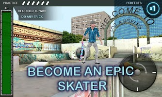 Screenshot of Boardtastic Skateboarding