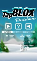 Screenshot of Tap Blox Christmas