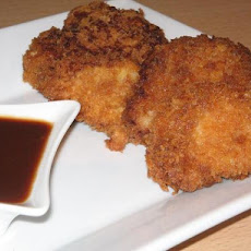 Japanese Crumbed Pork With Dipping Sauce