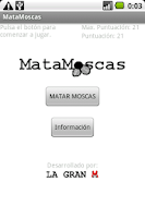 Screenshot of MataMoscas