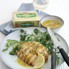 Rachel Allen's Chicken Breast Paillard with Spiced Butter Marinade