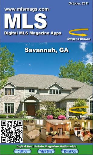Savannah Real Estate MLS Mag
