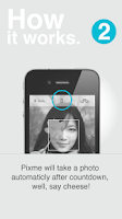 Screenshot of Pixme Express
