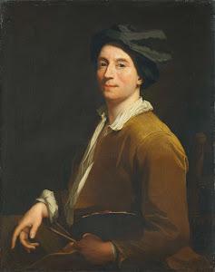 RIJKS: Christoffel Lubienitzki: painting 1729